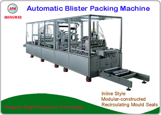 Automated High Frequency Blister Packing Machine For Crafts And Gifts