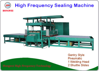 High Frequency Dielectric Plastic Heat Sealing Machine For Hospital Mattress
